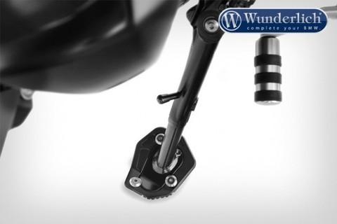 Расширитель подножки BMW RnineT Scrambler - черный