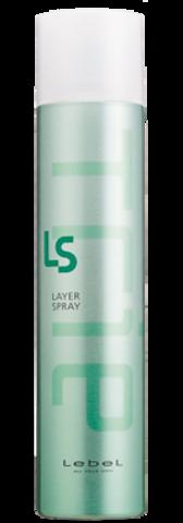 Спрей эластичной фиксации для укладки волос «Trie LAYER SPRAY 6», 70 гр.