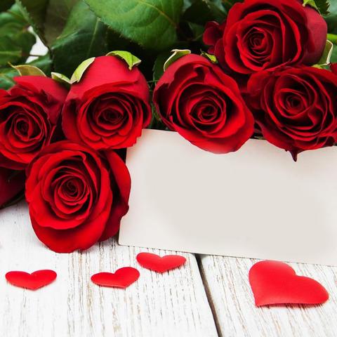 Печать на сахарной бумаге, День Влюбленных 41