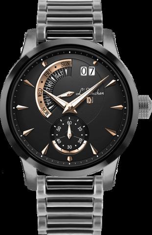 Купить Мужские швейцарские наручные часы L'Duchen D 237.60.32 по доступной цене