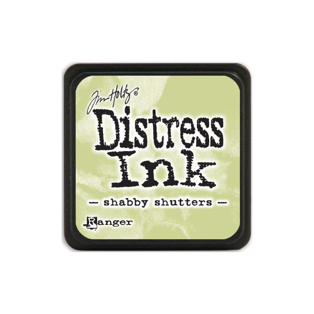 Подушечка Distress Ink Ranger - Shabby Shutters
