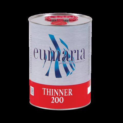 Растворитель представляющий собой смесь органических растворителей. Бесцветный и прозрачный.  Thinner 200