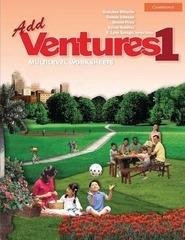 Ventures: Add Ventures 1