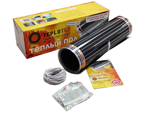 Тёплые полы. Комплект Teplotex 2200 / 10