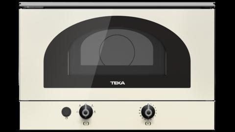 Встраиваемая микроволновая печь TEKA MWR 22 BI VNS SILVER