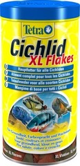 Корм для всех видов цихлид, TetraCichlid XL, крупные хлопья