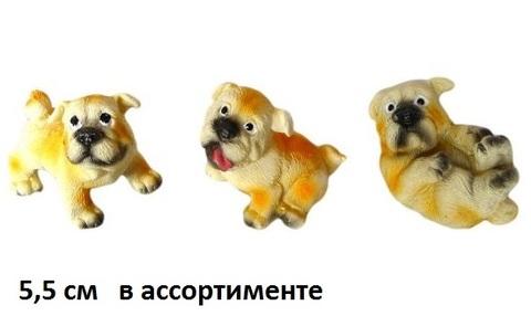 Сувенир Собака Боксер 973064 5,5см (НИ)