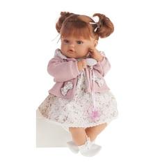 MUNECAS ANTONIO JUAN Кукла Каталина в розовом, плачущая, 42 см (1668P)