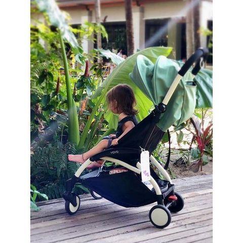 Аренда прогулочной коляски BabyZen YoYo 6+ мятная