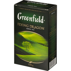 Чай Greenfield Flying Dragon зеленый 100 г