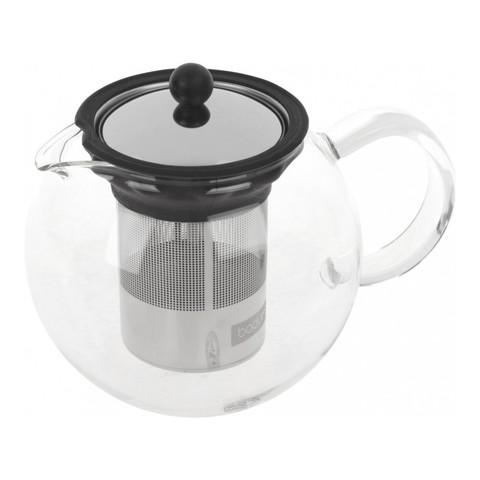 Чайник заварочный с прессом Bodum Assam (0,5 литра), хром