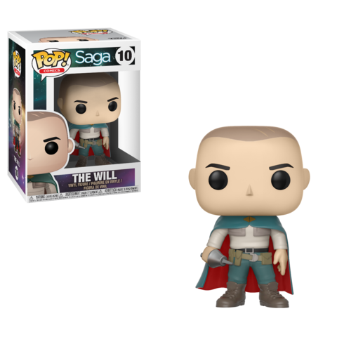 Фигурка Funko POP! Vinyl: Saga S1: The Will 27417