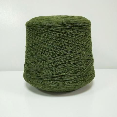 Must, Меринос 100%, Зеленый, 2/15, 750 м в 100 г