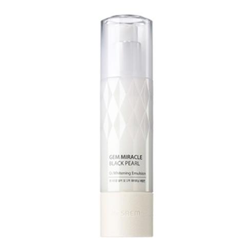 THE SAEM Gem Miracle W Эмульсия кислородная осветляющая Gem Miracle Black Pearl O2 Whitening Emulsion 150мл