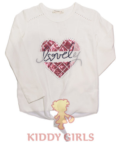 Блуза для девочки Breeze 10337