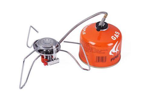 Картинка горелка туристическая Fire-Maple FMS-104 пьезо, со шлангом
