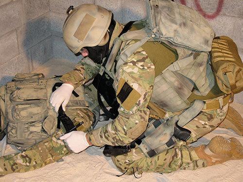 Жгут-турникет SOF Tactical Tourniquet (TMS)