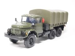 ZIl-131 with awning khaki Elecon 1:43