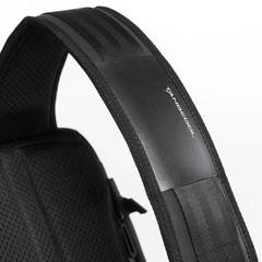 Рюкзак однолямочный Tangcool TC22027 чёрный