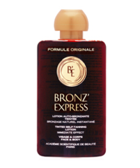 Academie Bronzexpress Tinted Self-Tanning Lotion
