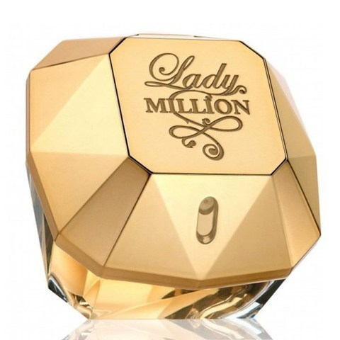 Тестер Paco Rabanne Lady Million eau de Parfum 80 ml (ж)