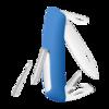 Уценка! Швейцарский нож SWIZA D04 Standard, 95 мм, 11 функций, синий