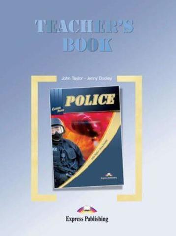 Police (Teacher's Book) - Книга для учителя