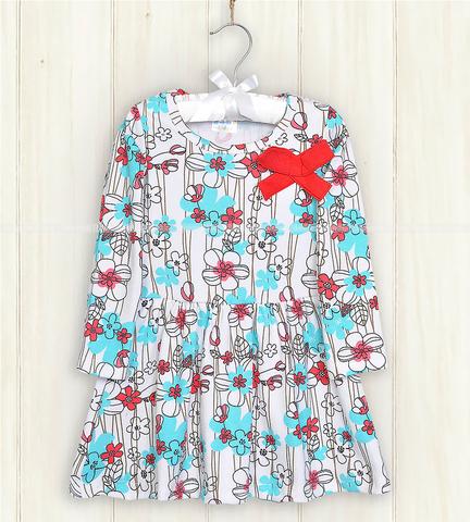 Платье (98-104) ОФ.ВС46