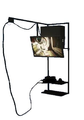 Стойка для оборудования VR для клубов виртуальной реальности