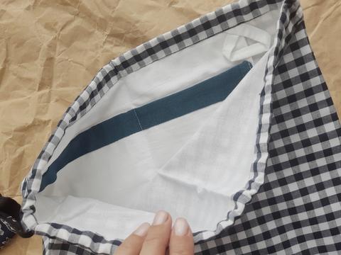 Сумка-мешок для проектов 15