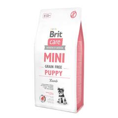 Brit Care MINI GF Puppy Lamb беззерновой корм для щенков мини-пород, ягненок