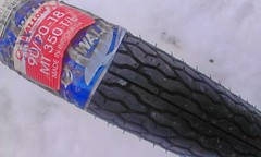 Покрышка 90/90-18 Deli Tire MT-350 TL SWALLOW