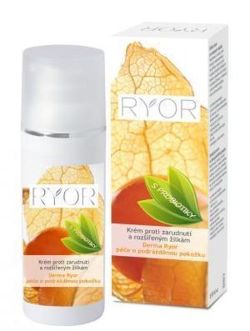 Ryor Крем против покраснений и расширенных сосудов (с пробиотиками)