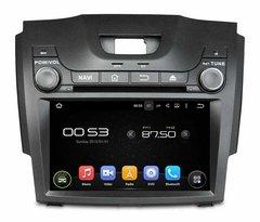 Магнитола CB8060KD для Chevrolet TrailBlazer/Isuzu D-MAX