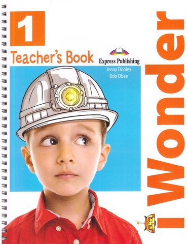 i-Wonder 1. Teacher's book (international). Книга для учителя