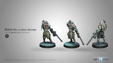 Kurgat Reg. of Assault Engineers (Mk12, D-Charges)