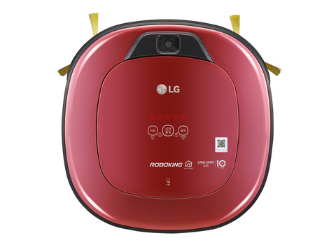Робот-пылесос LG R75MIM