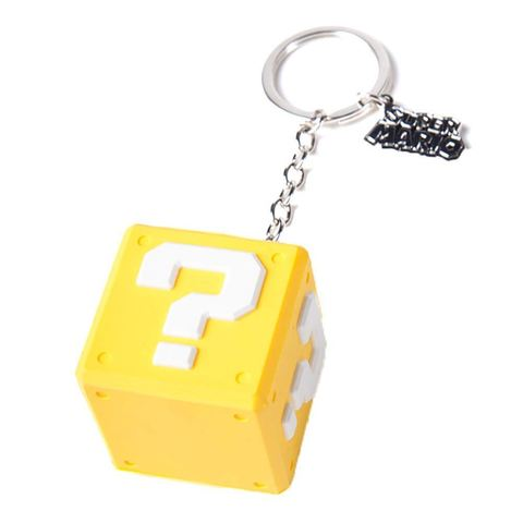 Брелок Difuzed: Nintendo: Question Mark Box KE150717NTN