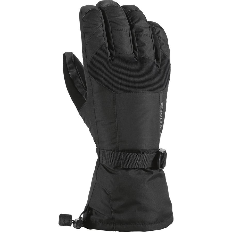 Перчатки Перчатки Dakine Scout Glove Black BKB.jpg