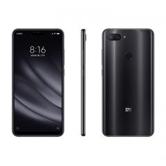 Смартфон Xiaomi Mi8 Lite 4/64GB Черный Global Version
