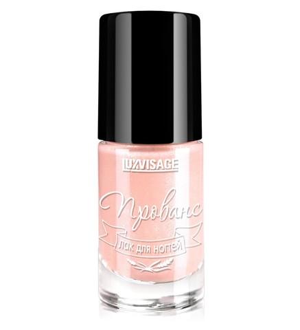 LuxVisage Прованс Лак для ногтей тон 152 (персиковый румянец) 9г