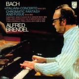 Alfred Brendel / Bach Italian Concerto BWV 971 - Chromatic Fantasy And Fugue BWV 903 (LP)