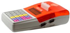 Агат 1Ф - подключение сканера штрихкодов и ПК