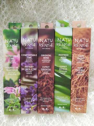 Серия Naturense