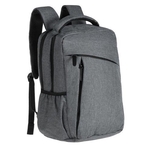 Burst Laptop Backpack, grey
