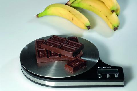 Весы электронные кухонные стальные