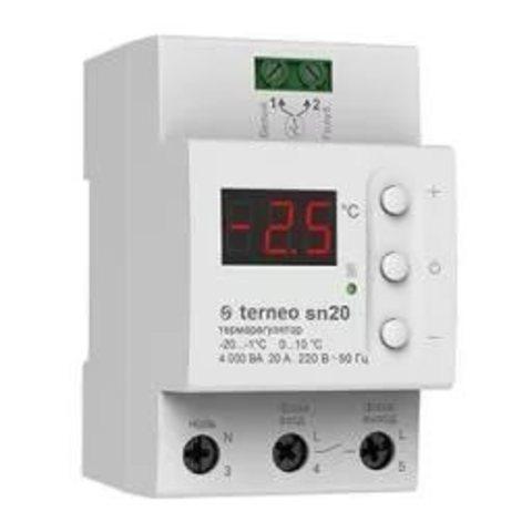 Термостат termeo sn с датчиком