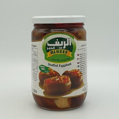 Баклажан фаршированный грецким орехом ALREEF, 600 гр