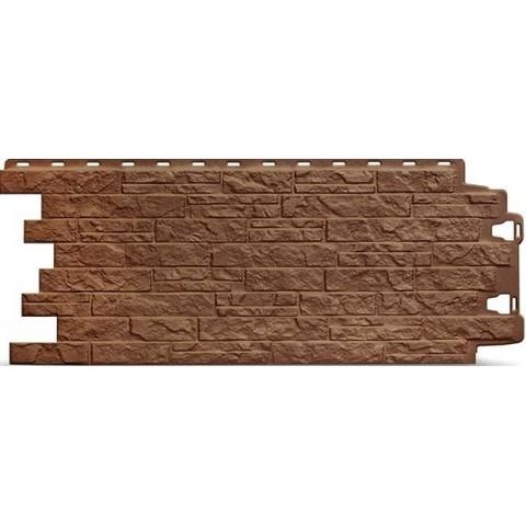 Фасадные панели (Цокольный Сайдинг) Docke (Деке) Edel (Каменная Кладка) Родонит