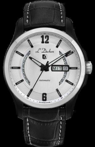 Купить Мужские швейцарские наручные часы L'Duchen D 263.71.23 по доступной цене